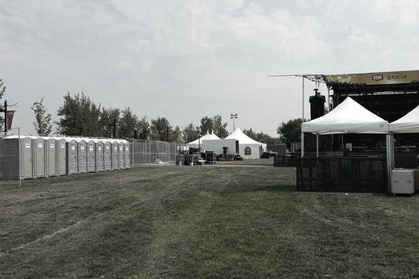 Portable Toilet Requirements for Events