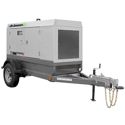 go services inc. equipment rentals generator