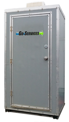go services inc. equipment rentals heated porta potty