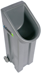 commercial rentals go services inc portable urinal