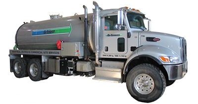 go services inc. equipment rentals septic services