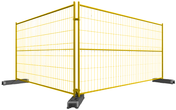 Temporary Fencing Rentals | Central Alberta | Go Services Inc.