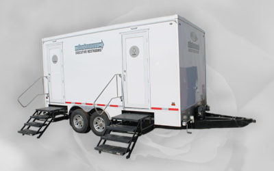 Luxury Mobile Restrooms