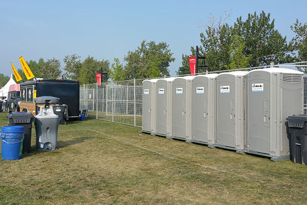 Portable Bathrooms for Events