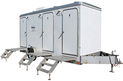 Self Contained Restrooms and Porta Potty Rentals