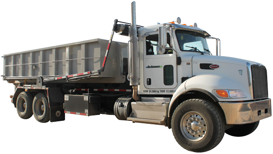 Waste Bin Rental | Central Alberta Garbage Bin Services | Go Services Inc.
