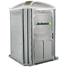 XL Porta Potty Rental | Go Services Inc.