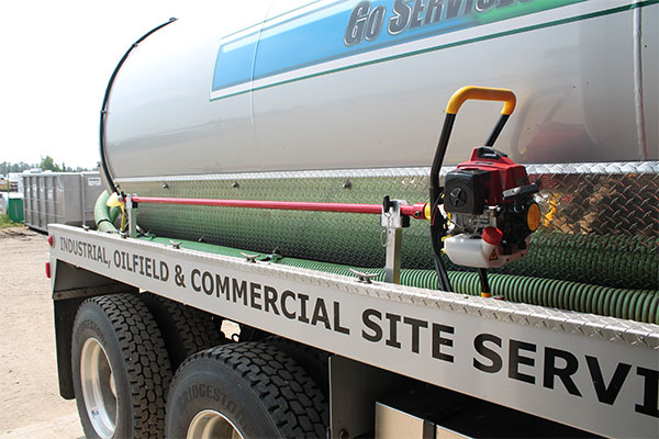 Residential Septic Service