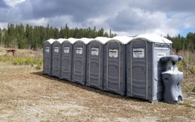 5 Things You Didn't Know About Porta Potties