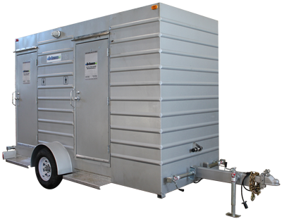 Self Contained Restrooms in Central Alberta | Go Services Inc.