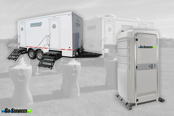 Executives vs. Portable Toilets for your Special Event