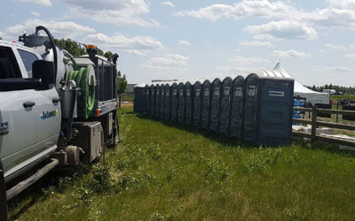 Porta-Potty Placement for Outdoor Races