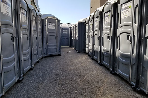 Portable Toilet World Records