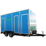 Self Contained Restrooms from Go Services Inc.