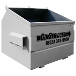 Garbage Bin Rental from Go Services Inc.