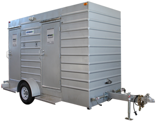 go services inc. equipment rentals self contained restroom